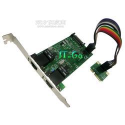 IT-GO 笔记本Cardbus转USB2.0转接卡 4个口USB2.0 PCMCIA转USB2.0扩展卡图片