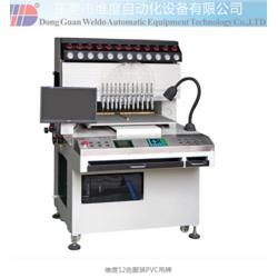 PVC滴塑機-維度質量穩定-八色PVC滴塑機圖片