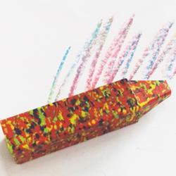混色蜡笔厂家-惠州市佳彩文具(在线咨询)蜡笔图片