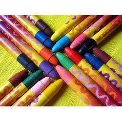 蜡笔厂家-惠州市佳彩文具-云浮蜡笔图片
