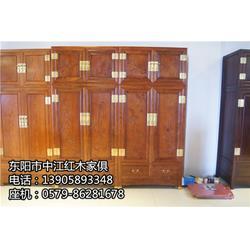 红木家具定做,中江红木家俱胜在工艺,宁波红木家具图片