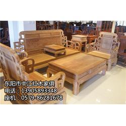 红木餐桌|紫檀红木餐桌定制|中江红木家俱图片