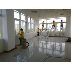 地面清洗-深圳鑫太阳清洁公司-地面清洗开荒保洁图片