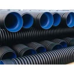 波纹管,亿盟建材公司,聚乙烯HDPE双壁波纹管图片