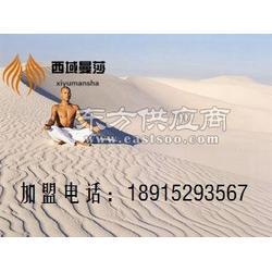 沙疗床 沙疗床的好处 西域曼莎沙疗加盟图片