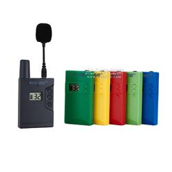 无线同声讲解器耳机一对多导游团队 参观接待培训旅游专用 热卖中图片