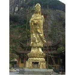 兴悦铜佛像厂家(多图)|三面观音铜佛像|广东铜佛像图片