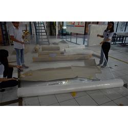 PVC床垫包装膜订购|驰力塑料|PVC床垫包装膜图片