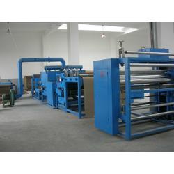 太原纸护角生产线|无锡新正蜂窝机械|高速纸护角生产线图片