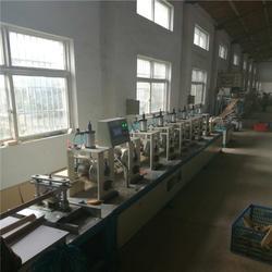 泰州纸护角-无锡新正蜂窝机械-SKHJA-8型纸护角生产线图片
