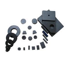 铁氧体磁铁-思科磁业供应强力磁铁-环形铁氧体磁铁报价图片