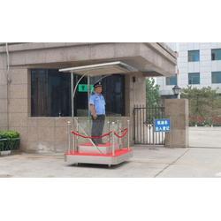 南京站台岗亭-豫特上门安装-站台岗亭厂家图片