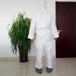 车间无纺布防护服-潍坊无纺布防护服-威德曼防护服加工厂图片
