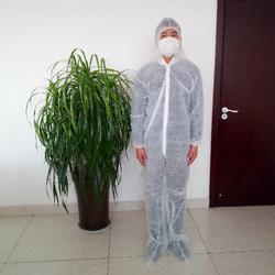 连体式防护服-威德曼家纺厂家-连体式防护服出售图片