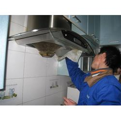 家庭油煙機清洗收費標準-淄博樂邦保潔有規模圖片