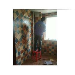 酒店瓷砖美缝-淄博乐邦保洁有规模-酒店瓷砖美缝联系方式图片