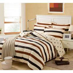 吉林床单被套,宝阳棉织品,全棉床单被套两件套图片