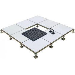 南京耐斯地板(图)_钢质防静电地板_秦淮防静电地板图片