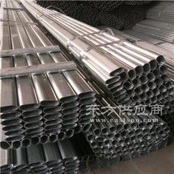 温室大棚用多少30-60椭圆热镀锌管,30-60椭圆镀锌管报价、厂家图片