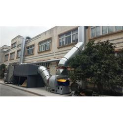 厂房换气通风管道工程|宗兴环保|江东通风管道工程图片
