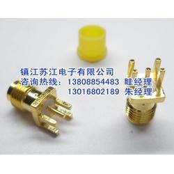舟山N型连接器、镇江苏江电子、N型连接器供应图片