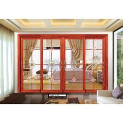 厨房推拉门安装、南京推拉门、伊利诺豪门有限公司(查看)图片