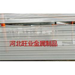网架穿孔压型彩钢板瓦楞型结构好-网架穿孔压型彩钢板-润吉金属图片
