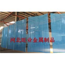 旺业金属(图),冲孔镀锌钢板屋面吸音钢板,冲孔镀锌钢板图片