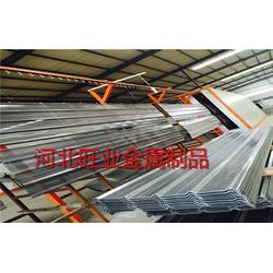 镀铝锌屋面钢板涂膜强度高防护好、镀铝锌屋面钢板、旺业金属图片