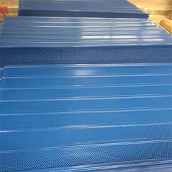 润吉金属,镀铝锌穿孔压型钢板质轻高强,镀铝锌穿孔压型钢板图片