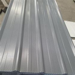 镀锌冲孔压型板_润吉金属_镀锌冲孔压型板厂家做工精细图片