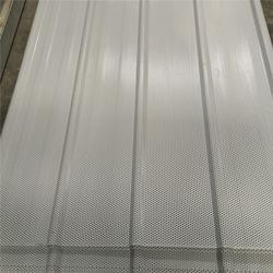 镀铝锌屋面钢板|润吉金属|镀铝锌屋面钢板大大降低噪音图片