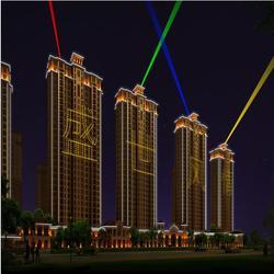 城市照明亮化工程-临汾照明亮化-山西玉展照明(查看)图片