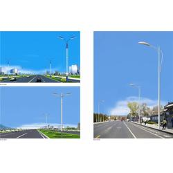 太阳能路灯 山西玉展照明 山西太阳能路灯工程图片