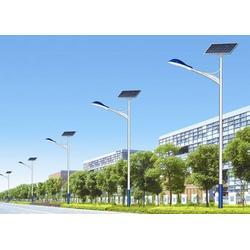 万柏林太阳能路灯,山西玉展装饰工程,20w太阳能路灯图片