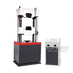 WE金属材料拉力试验机,东辰DCST电力金具拉力试验机,电力接地材料拉力试验机图片