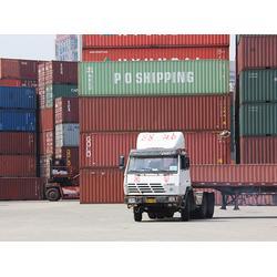 集装箱-百思特物流-青岛港集装箱物流图片