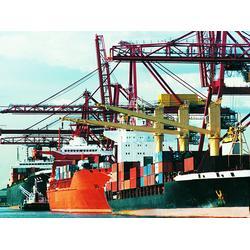 青岛港集装箱运输-百思特物流-集装箱图片