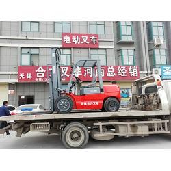 济南电动叉车生产厂家(恒升叉车)(在线咨询)济南电动叉车图片