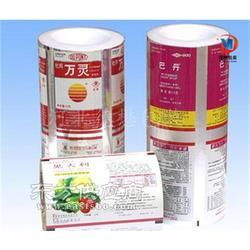 供应粉剂铝箔包装复合膜液体放油包装卷膜设计图片