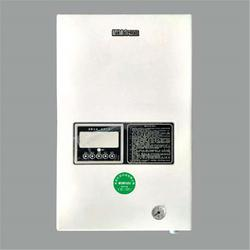 霍城电壁挂炉_山东欧邦科技环保公司_电壁挂炉安装图片