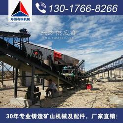 有钢制砂机在砂石混凝土加工行业里的重要作用图片