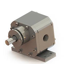 高精度齿轮计量泵-计量泵-华泰精工机械设备图片