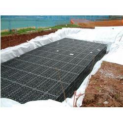 雨水收集模块怎么样-丽江雨水收集模块-欧特雨水收集模块建设图片