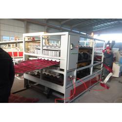 合成树脂瓦设备生产、合成树脂瓦设备、树脂瓦设备图片