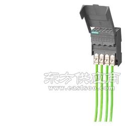 西门子PLC工业以太网网络电缆图片