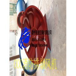 单速消防排烟风机、亚通空调厂家直销、杭锦旗消防排烟风机图片