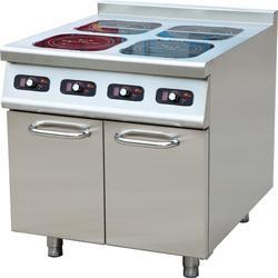 商用電磁爐大鍋灶、商用電磁爐、精誠環保電磁爐圖片