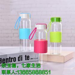 贵州运动水瓶、七家玻璃值得信赖、运动水瓶厂家图片