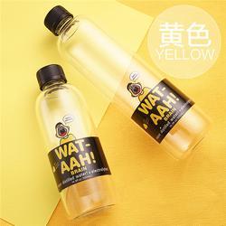 永康运动水瓶哪家好-【盈蒂工贸】玻璃厂家-武义运动水瓶图片